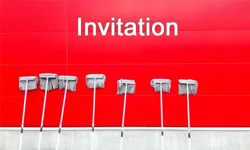 Invitation forum fare proprete agemetra
